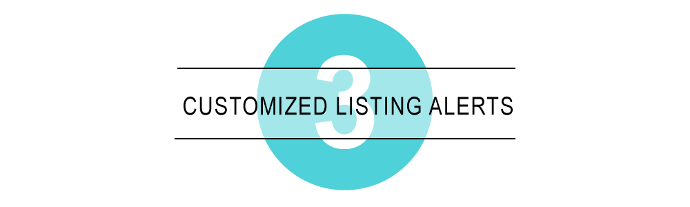 Customized Listing Alerts | Kevin Stanley | Realtor | Palm Springs