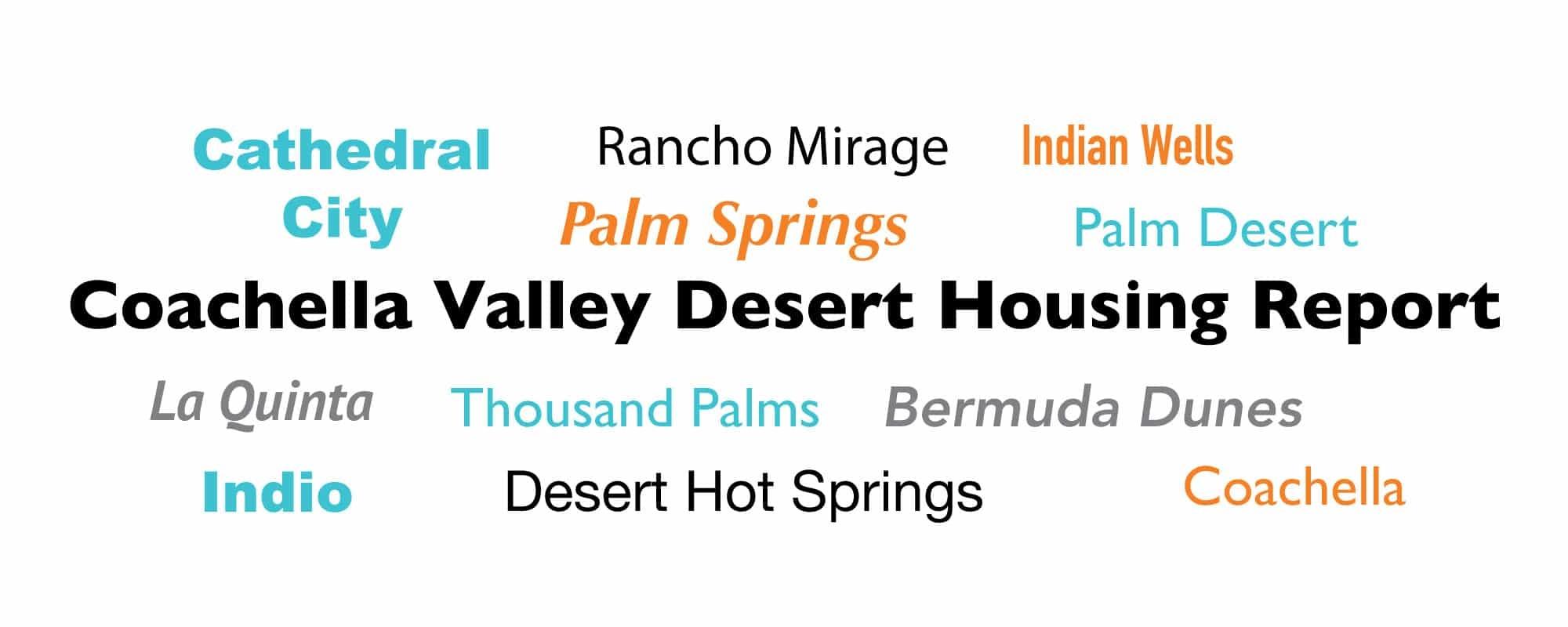 Palm Springs Rancho Mirage Palm Desert Coachella Valley Cities