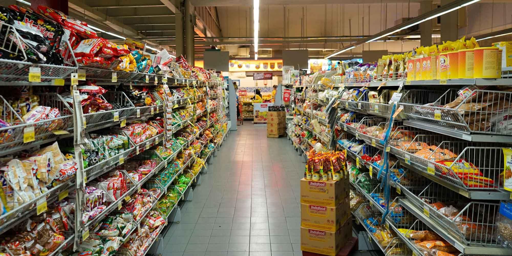 Earthquake-Non-Perishable-Food